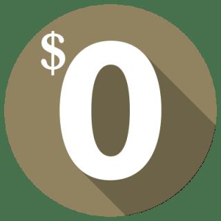 zero-dollars-icon